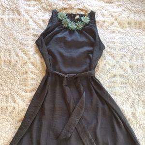 Old Navy Dress Dusty Blue